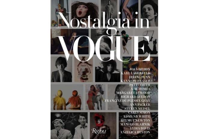 """Rizzoli presents """"Nostalgia in Vogue"""""""
