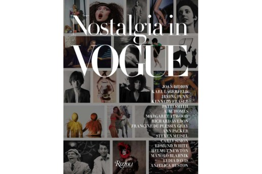 "Rizzoli presents ""Nostalgia in Vogue"""