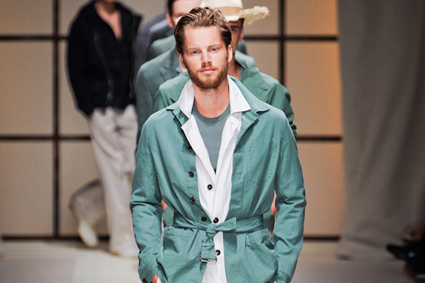 Salvatore Ferragamo 2012 Spring/Summer Collection
