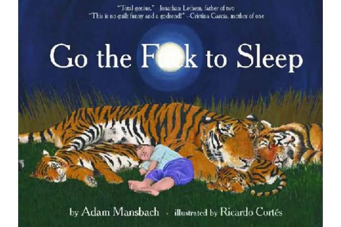 Samuel L. Jackson Reads 'Go the F**k to Sleep' (NSFW)