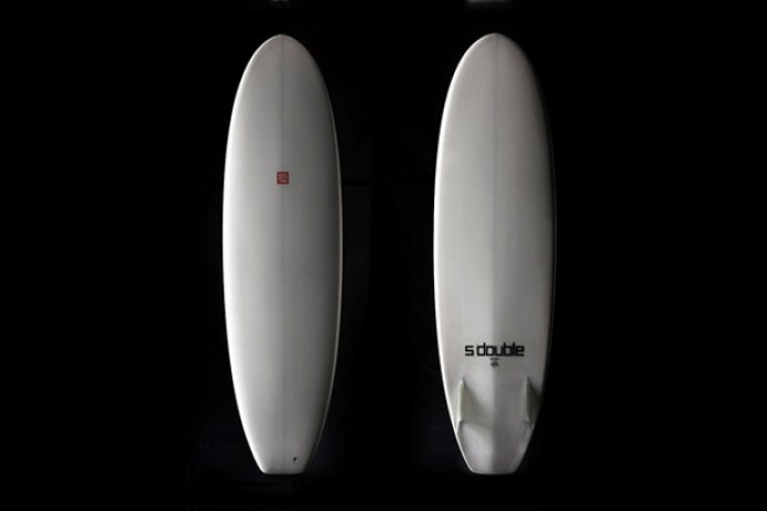 "S/Double ""Hybrid"" Surfboard"