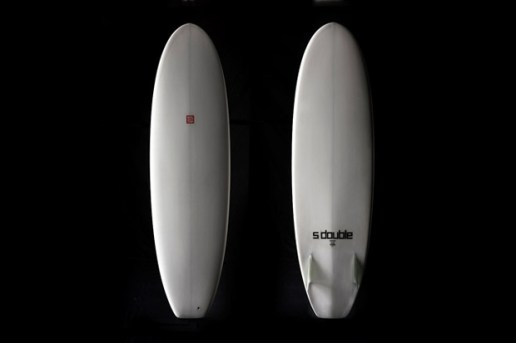 """S/Double """"Hybrid"""" Surfboard"""