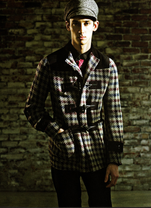 sense magazine junya watanabe comme des garcons man 2011 fallwinter collection editorial