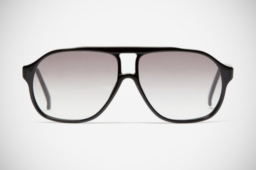Simon Spurr Charlie Square Sunglasses