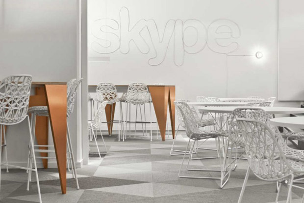 Skype Offices in Stockholm by PS Arkitektur