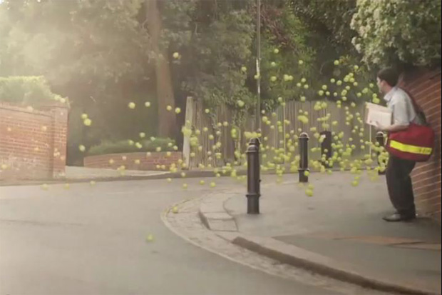 Sony: Wimbledon as you've never seen it before Commercial