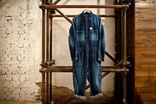 SOPHNET. x Carhartt Heritage 2012 Spring/Summer Washed Worker Coverall Preview