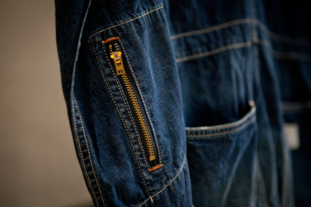sophnet x carhartt heritage 2012 springsummer washed worker coverall preview