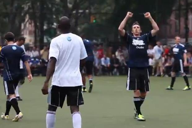 Steve Nash's Chinatown Soccer Showdown 2011