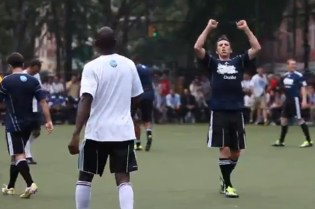 Steve Nash's Chinatown Soccer Showdown 2011