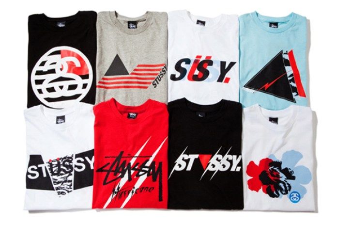 "Stussy 2011 Spring/Summer ""Hurricane"" Collection"