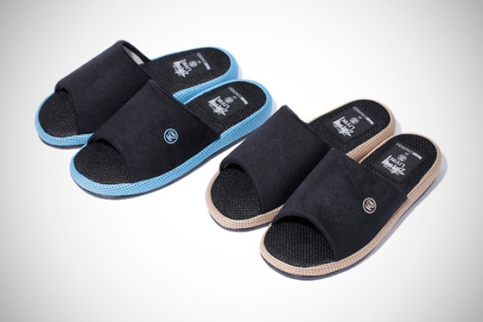 Stussy Livin' by Base Control® Mesh Slipper