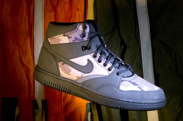 Stussy x Nike Sportswear Sky Force 88 Mid TZ Further Look