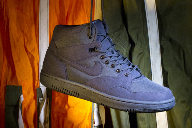 stussy x nike sportswear sky force 88 mid tz further look