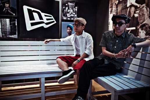 Subcrew x New Era EK Interview