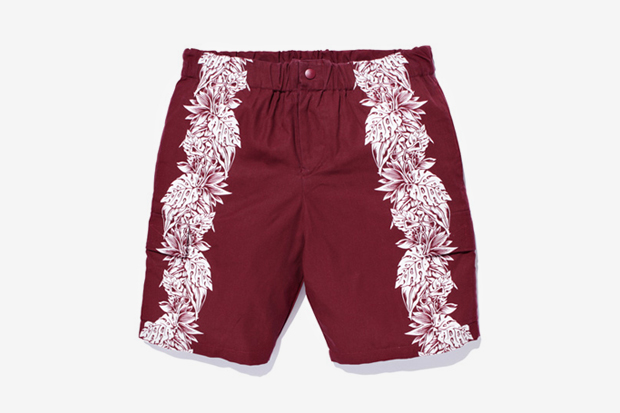 SWAGGER Cross Aloha Shorts