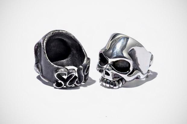 SWAGGER x Garni 12th Anniversary Skull Ring
