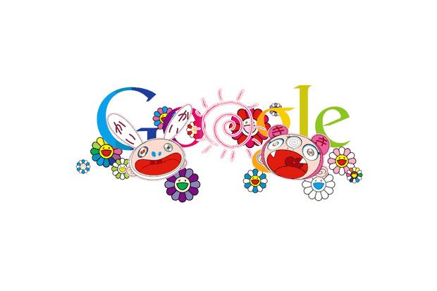 "Takashi Murakami x Google ""Solstice"""