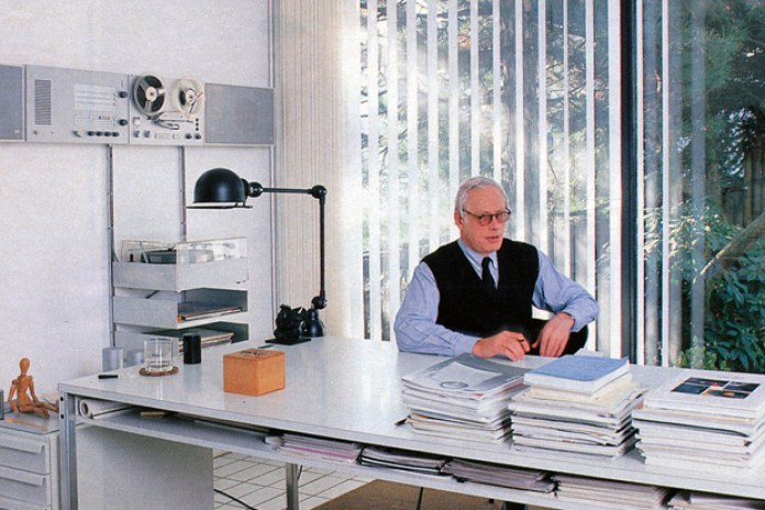 The New York Times: How Dieter Rams Made Braun Cool