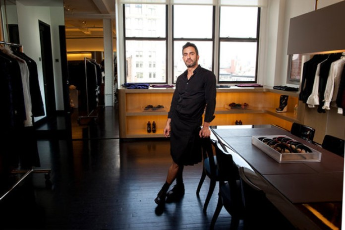 The New York Times: Marc Jacobs - The Survivor