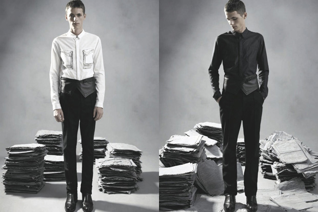 The Only Son 2011 Fall/Winter Lookbook