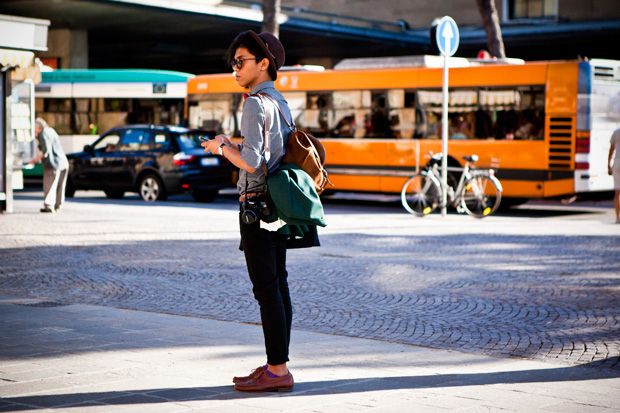 Streetsnaps: The Tourist