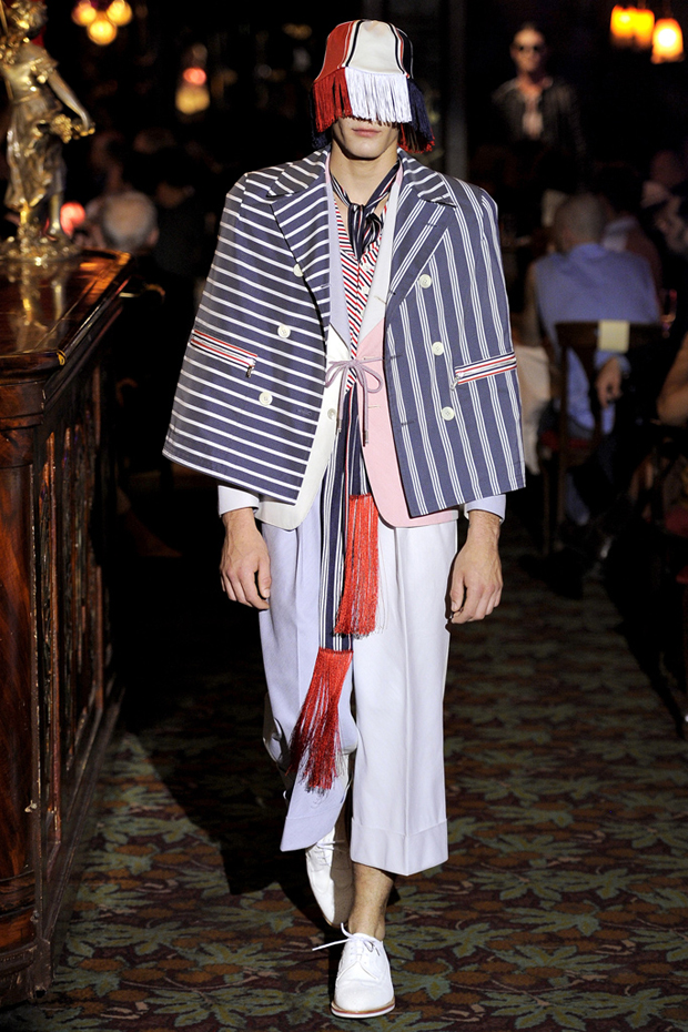 thom browne 2012 springsummer collection