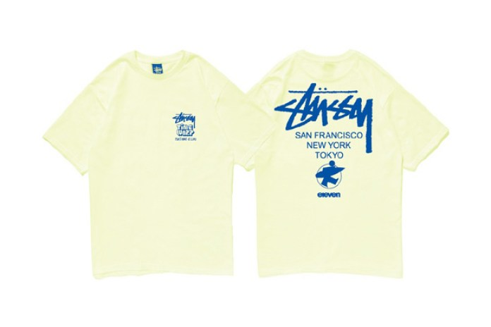TIMEWARP x Stussy T-Shirt