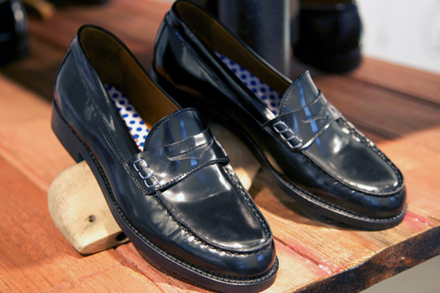 Tommy Hilfiger x G.H. Bass & Co. Footwear
