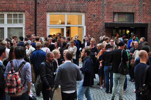 Très Bien Shop Malmö Re-Opening