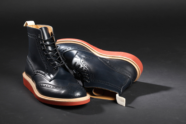 Tricker's for Norse Projects Capsule Collection