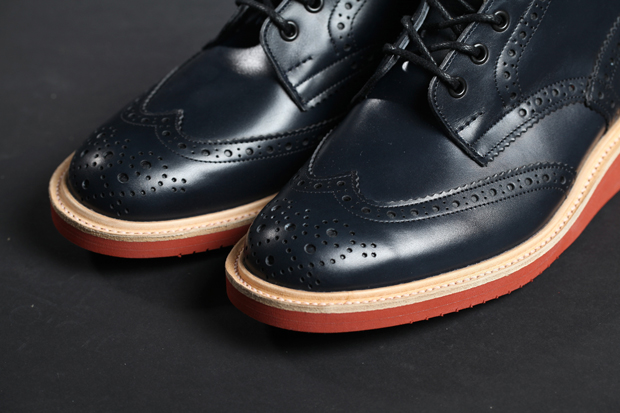 trickers for norse projects capsule collection
