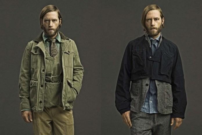 ts(s) 2011 Fall/Winter Lookbook