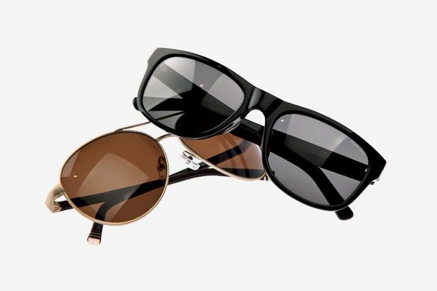 Tumi 2011 Spring/Summer Sunglasses
