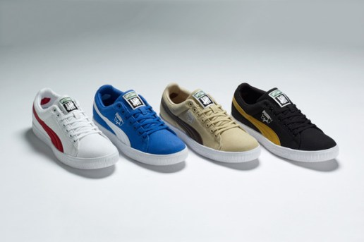 Undefeated x PUMA Collection Mini-Website