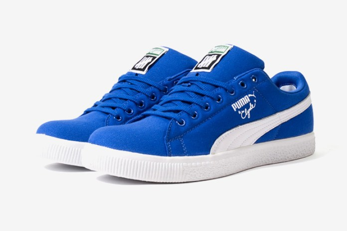 UNDFTD x PUMA Canvas Clyde Collection Further Look