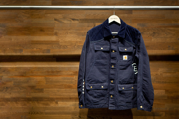 uniform experiment x Carhartt 2011 Fall/Winter Capsule Collection