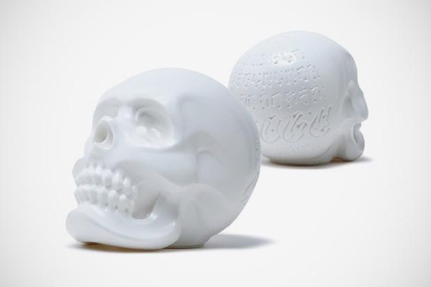 USUGROW X SECRET BASE Hasadhu Shingon Skull