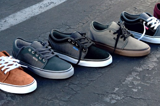 Vans 2011 Fall Chukka Low