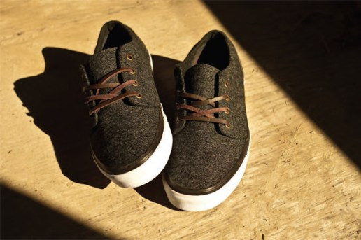 "Vans California 2011 Fall 106 Vulcanized CA ""Tweed"""