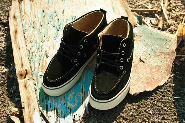 Vans California 2011 Fall Chukka Del Barco Decon CA