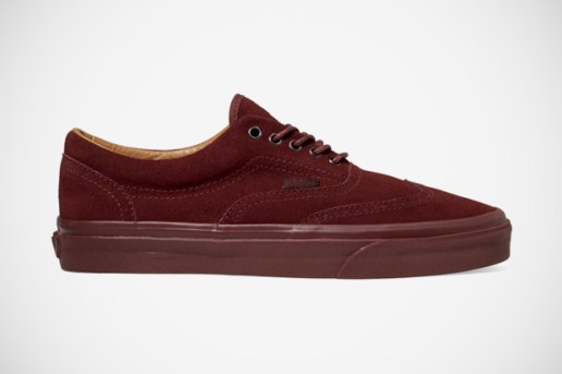 "Vans California Era Wingtip CA ""Tonal Pack"""