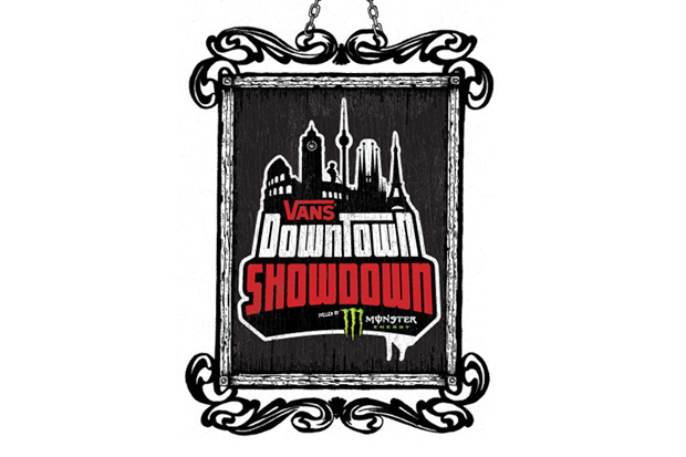 Vans 2011 Downtown Showdown London
