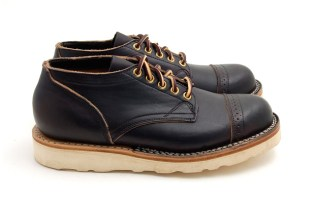 Viberg Brogue Toe Boots Leffot Exclusive