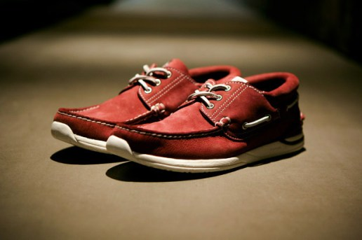 visvim 2011 Spring/Summer HOCKNEY – FOLK BORDEAUX