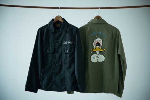 Wes Lang x FUCT SSDD 2011 Fall/Winter Collection