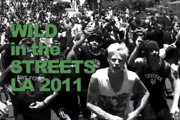 "Emerica: ""Wild in the Streets"" - Go Skateboarding Day Los Angeles 2011"