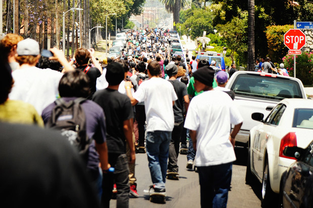 Emerica: Wild in the Streets LA