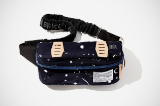 Wood Wood x Medicom Toy Life Messenger Waist Bag