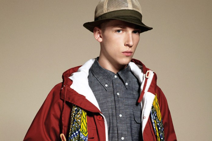 Woolrich Woolen Mills 2012 Spring/Summer Collection